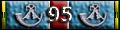 95th Regiment Ribbon